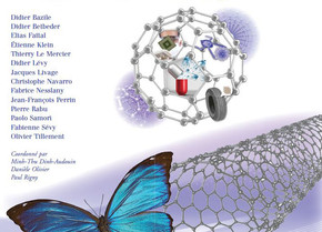 "Publication of the book ""Chimie, nanomatériaux, nanotechnologies"" that Nanomakers particip"