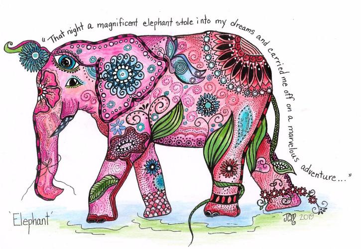 Magnificent Elephant - DHS