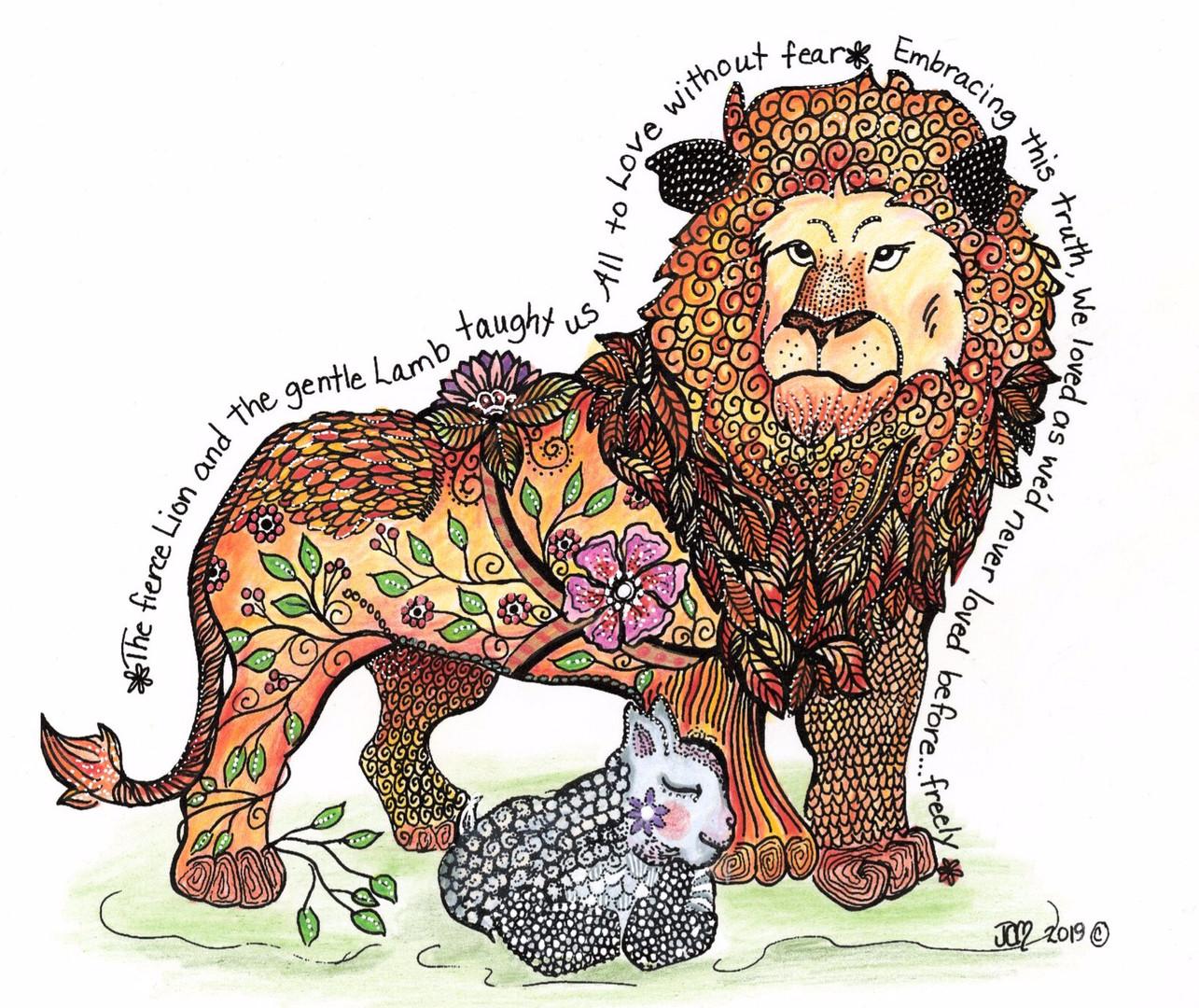 Fierce Lion - DHS