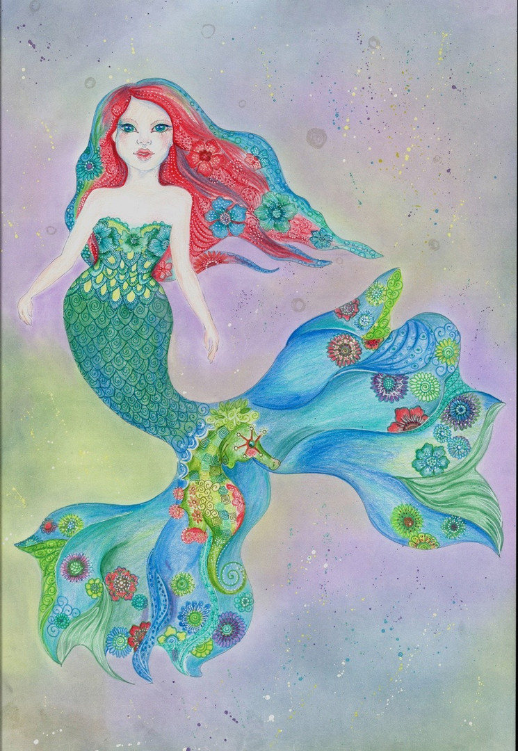 Mermaid Tessa - DHS