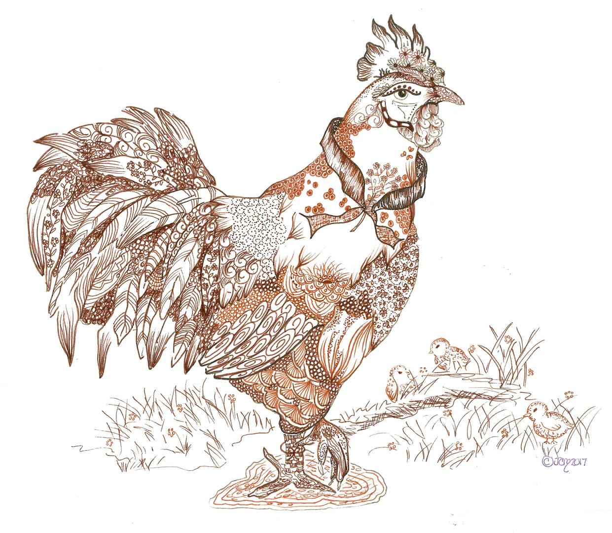 Zen Chicken - DHS