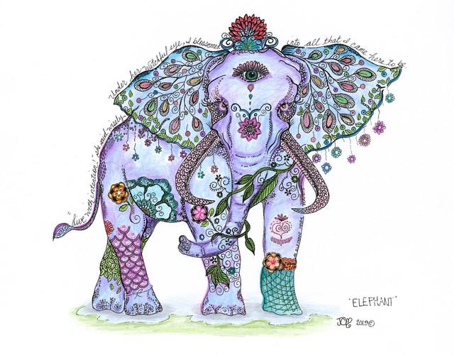 Third Eye Elephant - DHS