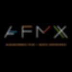 AFMX LOGO BLACK TILE COLOR ORANGE TYPE.p