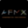 AFMX LOGO BLACK TILE COLOR ORANGE TYPE.p