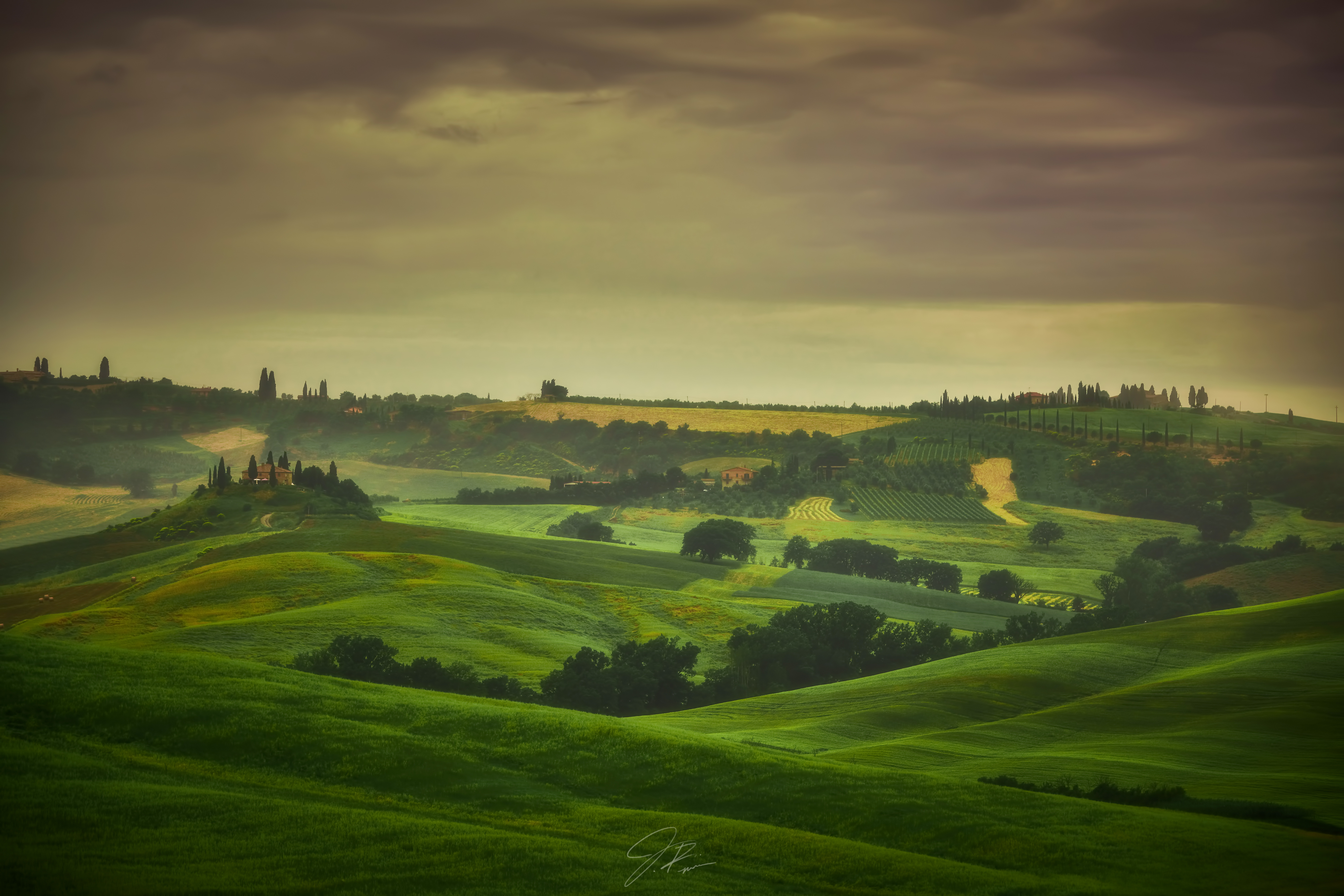 Toscana Sunrise