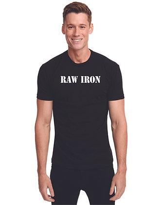 Raw Iron Basic Tee