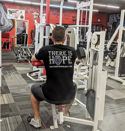 THERE IS HOPE - Code 9 Project