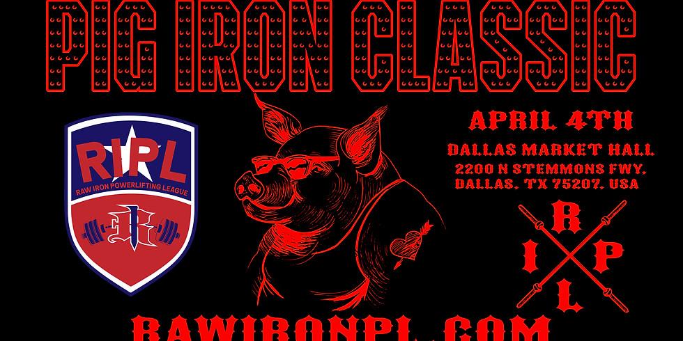 RIPL Pig Iron Classic