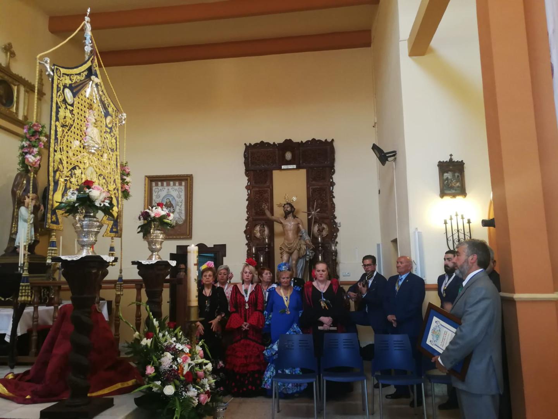 El Coro canta la Salve