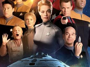 Voyager 26th Anniversary Week Returns