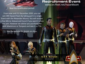 Hazard Team Recruitment Event