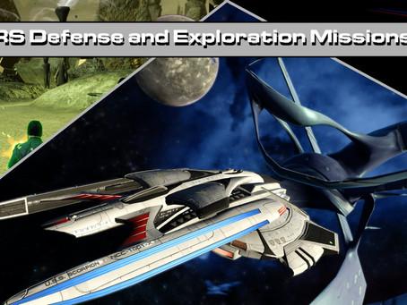 SRS Defense & Exploration