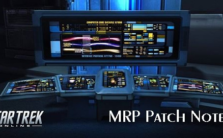 MRP Patch Notes