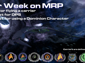 Carrier Week + Dominion