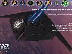 Win a Deimos-class Pilot destroyer [t6]