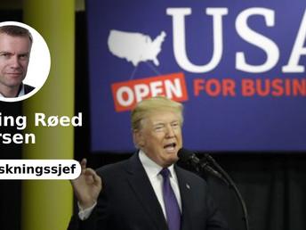 Vil Trumps nye toll gjøre livet for amerikanerne bedre?