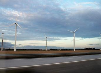 Vi vil ha vindkraft, men ikke vindturbiner