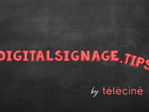 Digital Signage Tips - Covid 19 Safety
