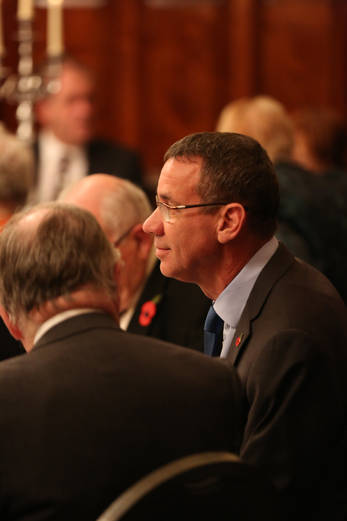 HE Mark Regev, the Ambassador of Israel to the United Kingdom.