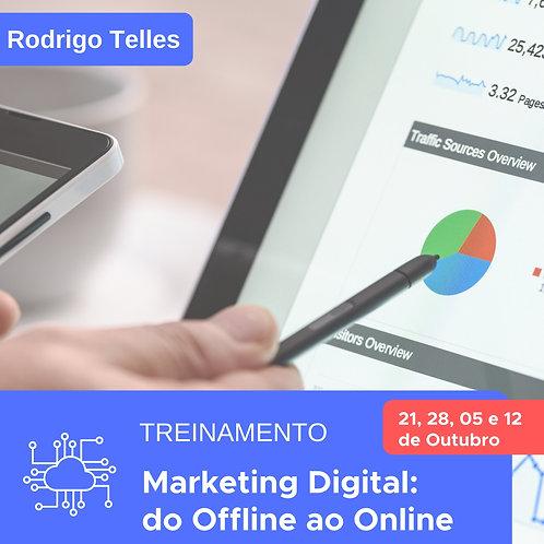 Treinamento de Marketing Digital: do Offline ao Online