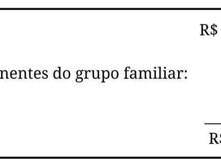 PENSÃO ALIMENTÍCIA E BPC LOAS