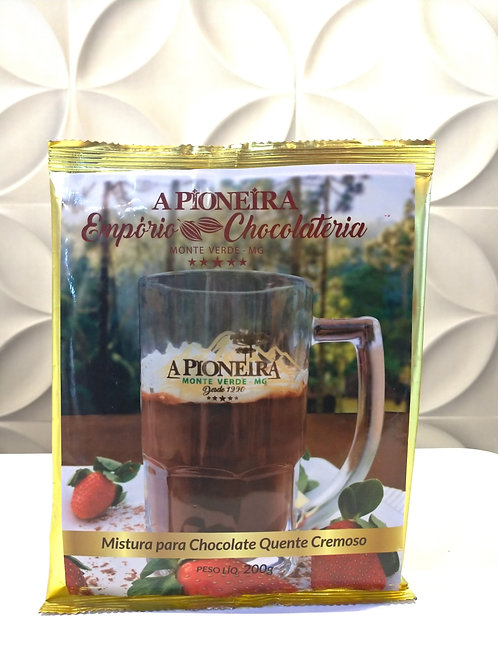 Mistura para Chocolate Quente - 200g