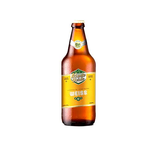 Cerveja Monte Verde Weiss - 600ml
