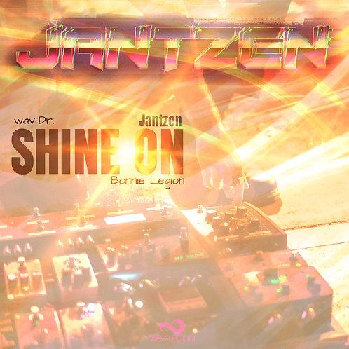 Shine On (Wav-Legion & Jantzen)- Single use Music Licence