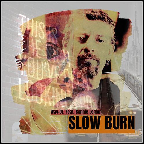 Slow Burn- Single use Music License