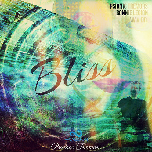 Bliss (Bonnie Legion & wav-Dr & Psionic Tremors)- Single use Music Licence