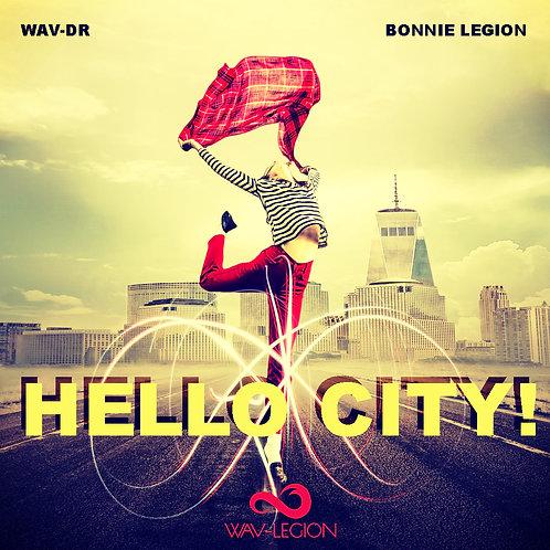 Hello City- Single use Music Licence
