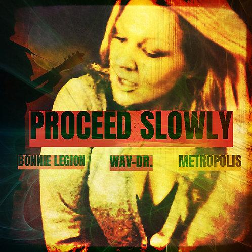 Proceed Slowly- Single use Music Licence