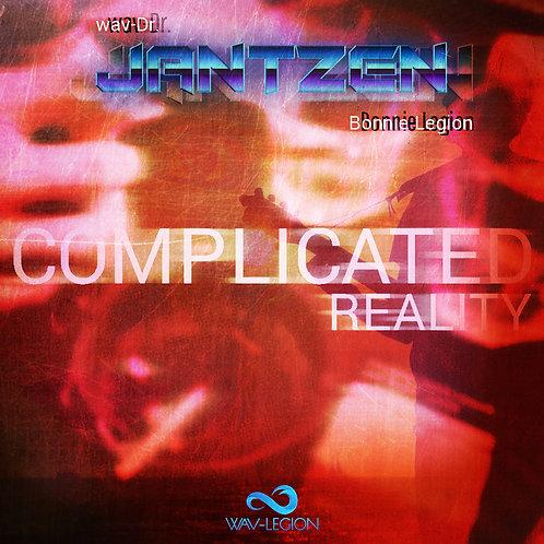 Complicated Reality (Wav-Legion & Jantzen)- Single use Music Licence
