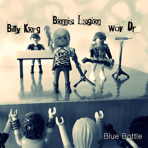 Blue Bottle- Single use Music Licence