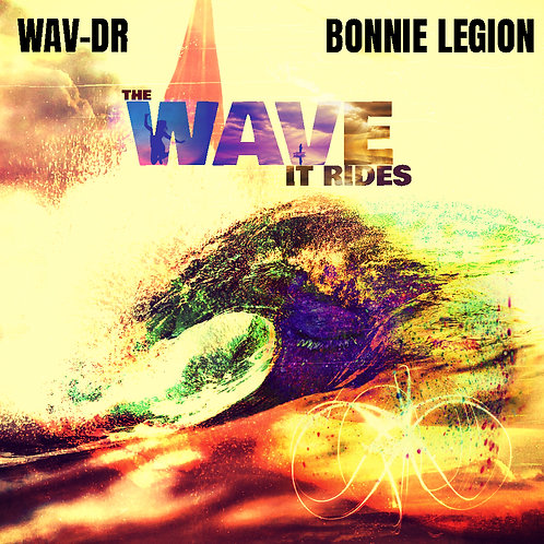 The Wave It Rides- Single use Music Licence
