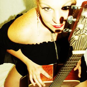 Bonnie Legion- guitar