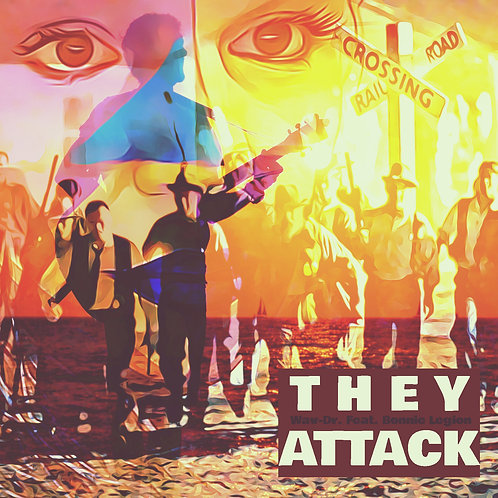 They Attack- Single use Music License