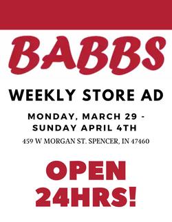 Babbs Supermarket