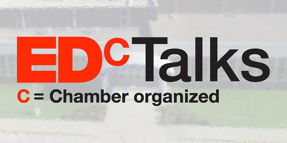 CANCELLED: EDc Talks (3)