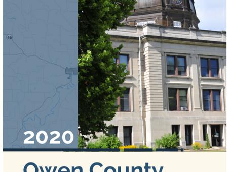 2020 Owen County Economic Development Strategy