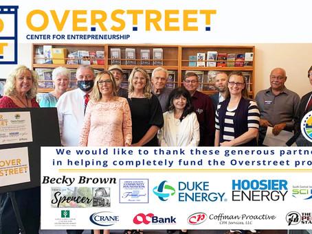 Overstreet Center for Entrepreneurship