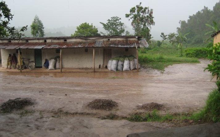 Rwanda rain