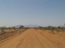 Karamoja landscape