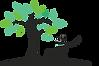 Logo transparent background - image PNG.