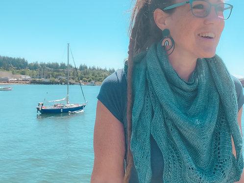 Bellingham Bay Shawl