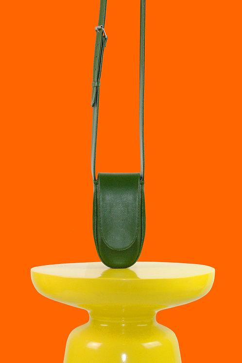 Lavanda Mini Crossbody in Green