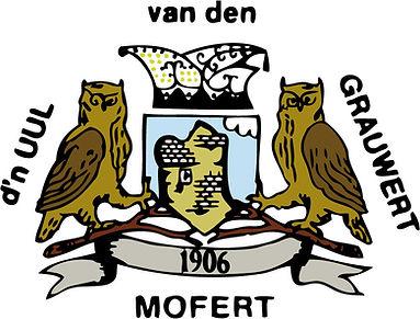 Logo KV D'n Uul van den Grauwert kleur m