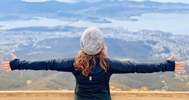 On Top Of Mount Wellington, Tasmania.JPG