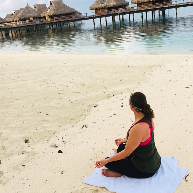Namaste In Bora Bora