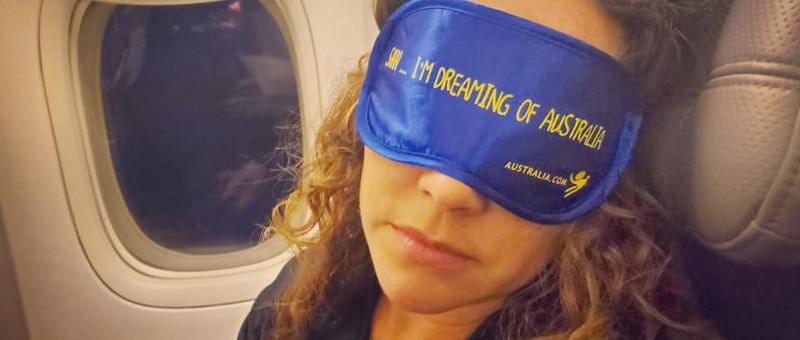 Dreaming Of Australia On Virgin Australi
